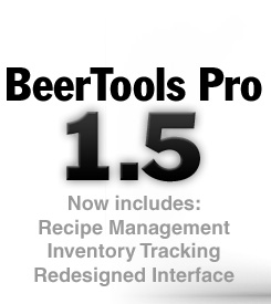 Introducing BeerTools Pro Brewing Software